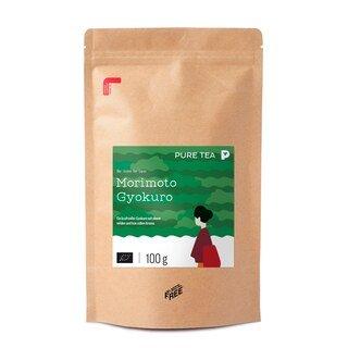 Grüner Tee Morimoto Gyokuro Bio - 100 g/