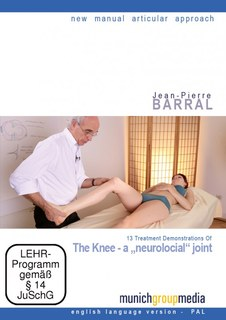 The Knee - a neurological joint - DVD, Jean-Pierre Barral