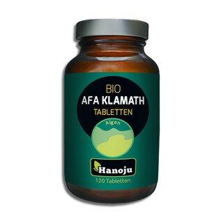 Bio AFA-Klamath Algen - 250 mg - 120 Tabletten/