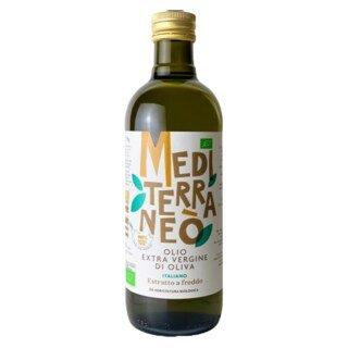 Huile d'olive vierge extra bio origine Italie - 750 ml/