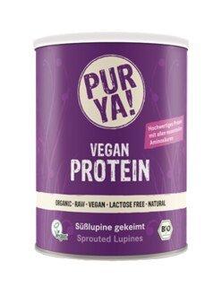 PURYA! Bio Vegan Protein - Süßlupine gekeimt, Dose - 200 g/