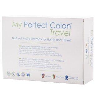 """My Perfect Colon """"Travel"""" kit de voyage  recommandé par Andreas Moritz/"""
