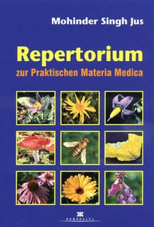 Repertorium zur Praktischen Materia Medica, Mohinder Singh Jus