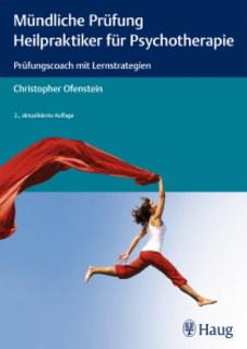 Mündliche Prüfung Heilpraktiker für Psychotherapie/Christopher Ofenstein