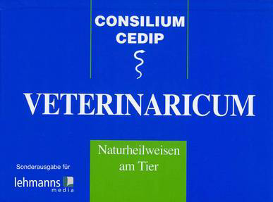 Consilium Cedip Veterinaricum: Naturheilweisen am Tier