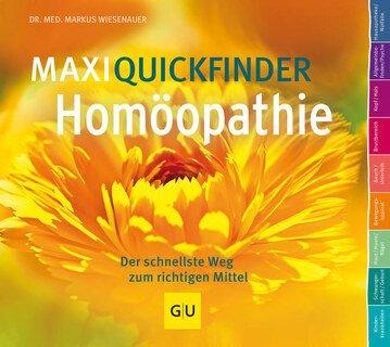 MaxiQuickfinder Homöopathie/Markus Wiesenauer