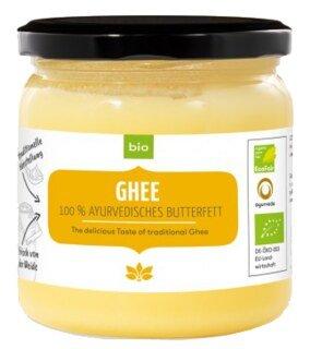 Ghee Ayurvedisches Butterfett Bio - 300 g/