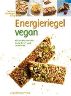 Energieriegel vegan/Cécile Berg / Christoph Berg