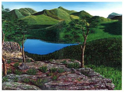 Mountains & Rocks - Berge & Felsen/Andreas Moritz