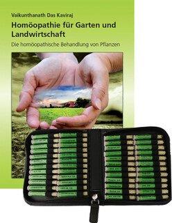 Homöopathie für Garten und Landwirtschaft (Buch) und 48er Set (Mittel)/Vaikunthanath Das Kaviraj