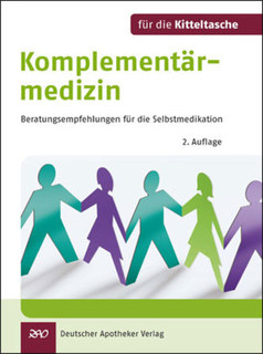 Komplementärmedizin - für die Kitteltasche/Gerald Bauer / Holger Baumgarte