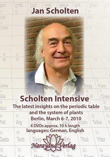 Scholten Intensive -  4 DVD's, Jan Scholten