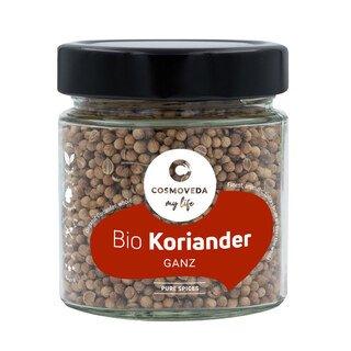 Koriander ganz Bio - 60 g/
