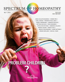 Spectrum of Homeopathy 2015-1, Problem children? - E-Book, Narayana Verlag