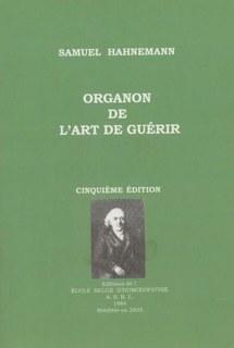 Organon de l'Art de Guérir/Samuel Hahnemann