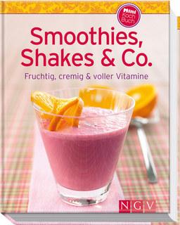Smoothies, Shakes & Co. (Minikochbuch)/Susanne Grüneklee