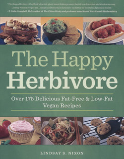 The Happy Herbivore Cookbook/Lindsay S. Nixon
