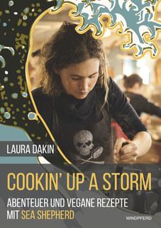 Cookin' Up A Storm/Laura Dakin