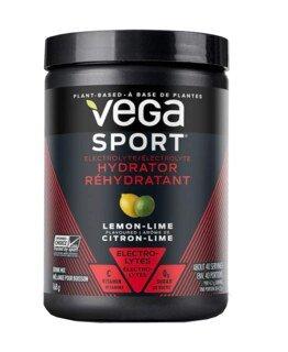 Vega Sport Electrolyte Hydrator - Lemon Lime Dose - 168 g