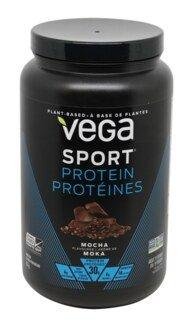Vega Sport Protein - Mocha, Dose 812 g/