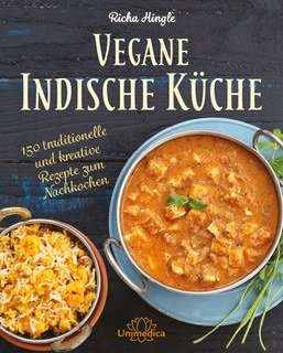 Vegane Indische Küche/Richa Hingle