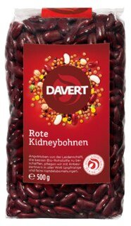 Haricots rouges Kidney  BIO  500 g