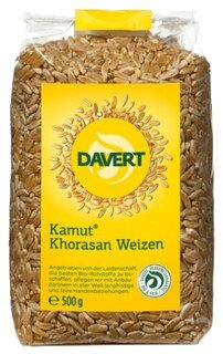 KAMUT® Khorasan Weizen - 500 g/