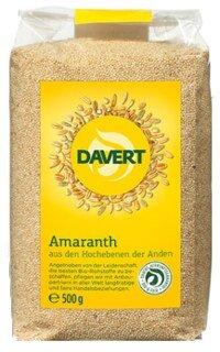 Amaranth Bio - 500 g - Sonderpreis wegen kurzer Haltbarkeit/