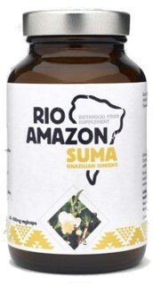 SUMA Brasilian Ginseng 500 mg - 60 Kapseln/