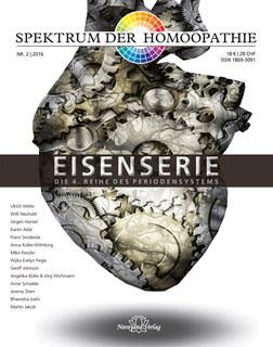Spektrum der Homöopathie 2016-2, Eisenserie/Narayana Verlag