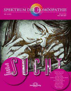 Spektrum der Homöopathie 2016-3, Sucht/Narayana Verlag