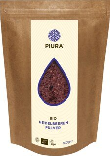 Blueberry Powder organic Piura - 100 g/