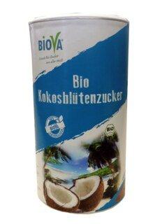 Kokosblütenzucker aus Indonesien Bio - 800 g Dose