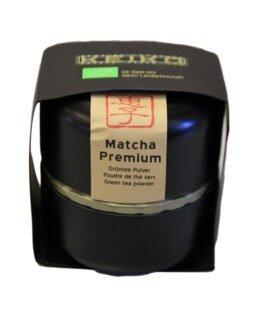Matcha Premium - Grüntee Pulver - 30 g Dose/