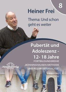 Fortbildungsreihe Bönninghausen-Methode und Polaritätsanalyse - Modul 8: 12 bis 18 Jahre: Und schon geht es weiter ... - 1 DVD  - Sonderangebot, Heiner Frei
