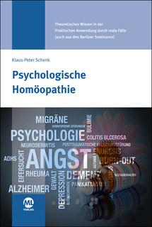 Psychologische Homöopathie/Klaus-Peter Schenk