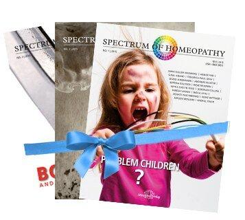 Set - Spectrum of Homeopathy - Set 2015/Narayana Verlag