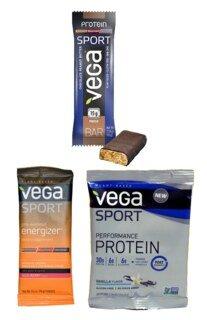 Vega Sport Testset/