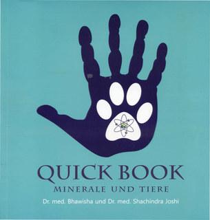 Quick Book - Minerale und Tiere/Bhawisha Joshi / Shachindra Joshi