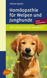 Homöopathie für Welpen und Junghunde/Simone Specht
