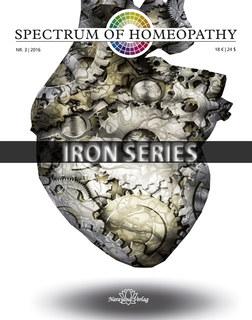 Spectrum of Homeopathy 2016-3, Iron series - E-Book, Narayana Verlag