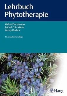 Lehrbuch Phytotherapie/Volker Fintelmann / Rudolf Fritz Weiss