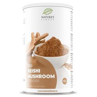 Poudre de champignon Reishi Bio - 125 g/