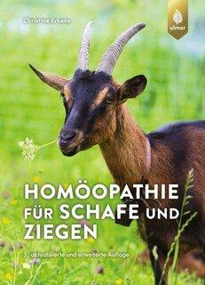 Homöopathie für Schafe und Ziegen/Christine Erkens