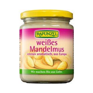 Mandelmus weiß Bio - aus Europa - 250 g/