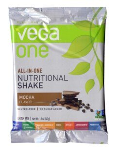 Vega One all-in-one Nutritional Shake - Mocha, Einzelbeutel 42 g