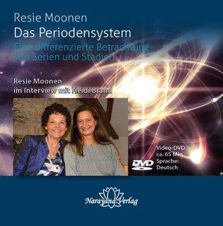 Das Periodensystem - eine differenzierte Betrachtung von Serien und Stadien - 1 DVD, Resie Moonen