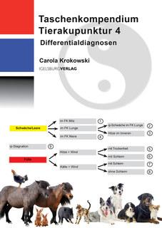 Taschenkompendium Tierakupunktur 4, Carola Krokowski