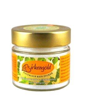 Xylitol  Birkengold - Extrait d'ecorce de bouleau - 140 g/