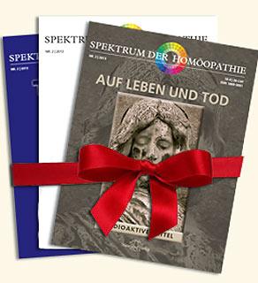 E-Book Set - Spektrum der Homöopathie - E-Book 2013/Narayana Verlag